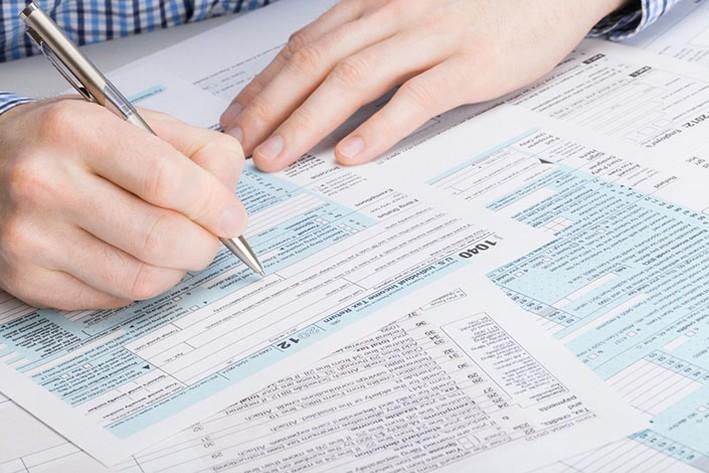 Næringsrapport skatt; for deg utan rekneskapsførar